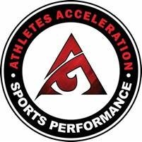 athlete's acceleration